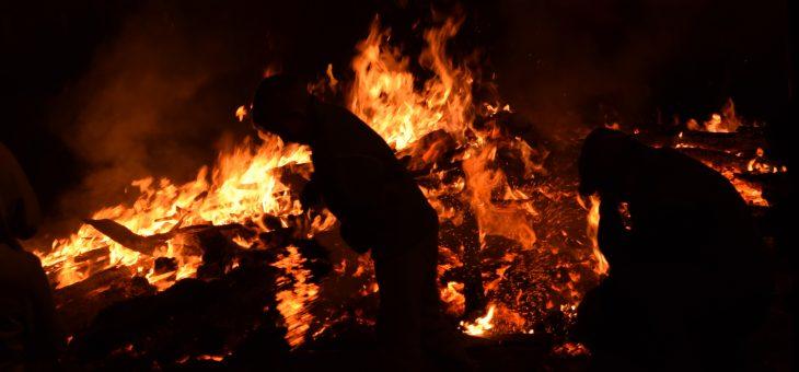 Este fuego